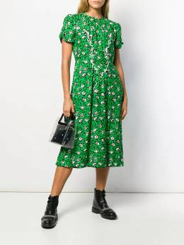 Marc Jacobs - sofia loves the 40's printed dress 68666950639690000000