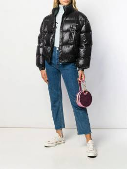 Chiara Ferragni - zipped padded jacket 69095053685000000000