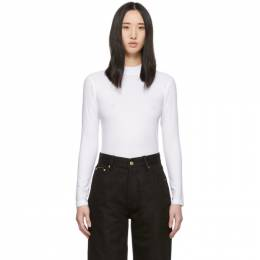 Eytys White Toni Turtleneck 192640F11000102GB