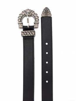 Etro - embellished buckle belt 98093595099969000000