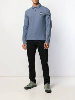 Stone Island - long sleeve polo shirt 50SS9895036563000000