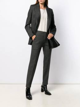 Odeeh - pinstriped double breasted blazer 36909995056003000000