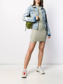 Off-White - technical fitted dress B965E99D866636596950