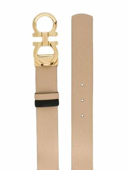 Salvatore Ferragamo - double-gancini belt 55695035636000000000