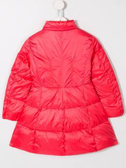Emporio Armani Kids - A-line puffer coat L685NGYZ950356350000