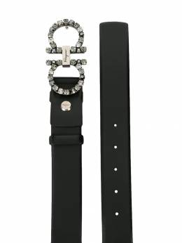 Salvatore Ferragamo - stone embellished belt 63995005965000000000