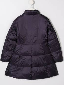 Emporio Armani Kids - A-line puffer coat L685NGYZ950356330000