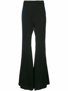 Ellery - Lovedolls wide leg flared trousers 866CRSBLK90363536000