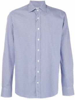 Etro - geometric long-sleeve shirt 68356593639088000000