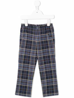 Familiar - checked trousers 93993653039000000000