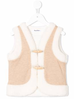 Familiar - toggle fastening gilet 96893653059000000000