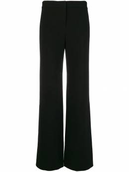 Theory - side slit flared trousers 69068936969690000000