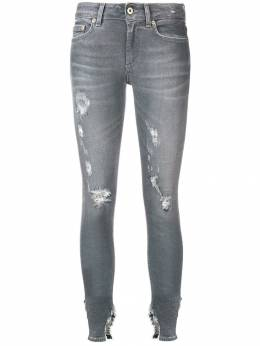 Dondup - distressed skinny jeans 0DS6993T69C939059660
