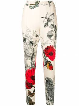 Moncler - high waist track trousers 6966869CH93969669000