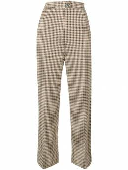 Moncler - houndstooth trousers 6066809DE93938365000