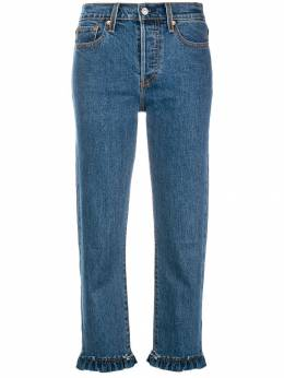 Levi's - Wedgie straight jeans 65669993630506000000