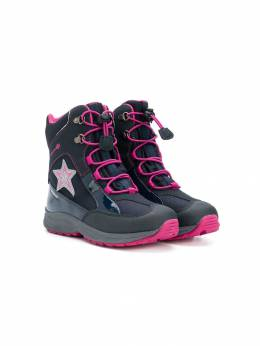 Geox Kids - lace-up ankle boots 8BB656HHC50689399360