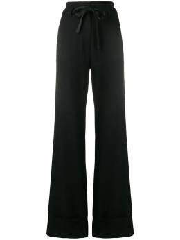 Ann Demeulemeester - flared tailored trousers 09596P96393933659000