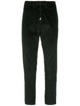 Egrey - velvet straight pants 98593989956000000000