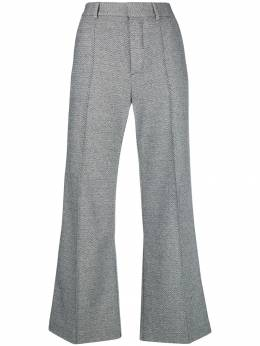 See By Chloé - flared trousers 98AJP936959369990500