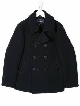 Familiar - double-breasted fitted coat 35993969368000000000