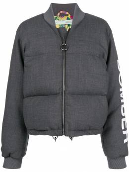 Off-White - puffer bomber jacket H669E98A686536869939