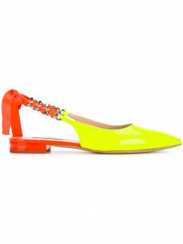 Casadei - туфли-лодочки 'Kelly Fluo' 35M6969Y863936539980