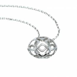 Chopard 18K White Gold Imperiale Pendant Necklace 210783