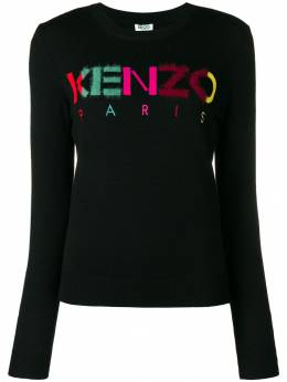 Kenzo - multicoloured letters jumper 0TO59086893689956000