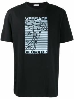 Versace Collection - футболка с логотипом 6683RVJ6669995966933