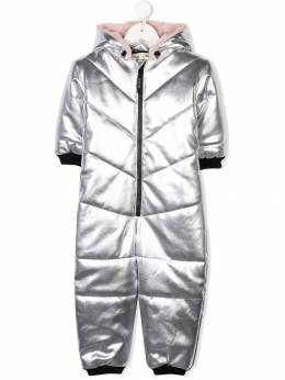 Andorine - metallic quilted overall 98969365356300000000