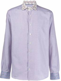Etro - long-sleeve fitted shirt 99359695006366000000