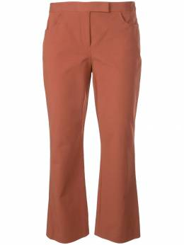 Theory - slim cropped trousers 65090950905390000000
