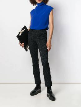 Issey Miyake - straight-cut trousers 8FF66095033390000000