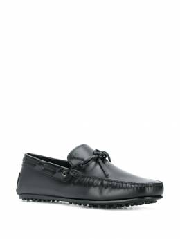 Tod's - slip on leather loafers 6LR66659LYG950605000