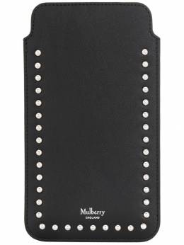 Mulberry - studded iPhone Plus cover 933909A9669505699900