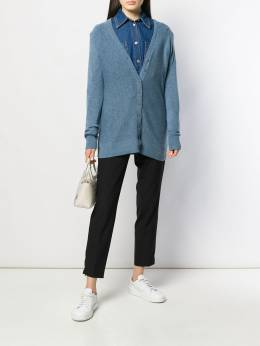 Theory - knitted cardigan 98309950535300000000