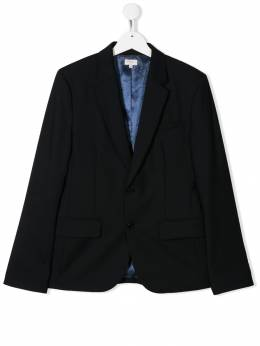 Paul Smith Junior - classic fitted blazer 65605909505535600000