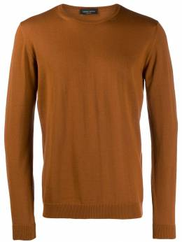 Roberto Collina - knitted roundneck sweater 96699506665300000000