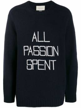 Gucci - All Passion Spent sweater 639XKAVF950850090000