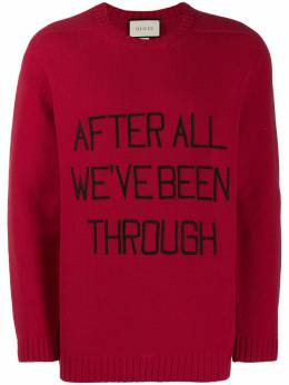 Gucci - After All sweater 683XKAVF950850530000