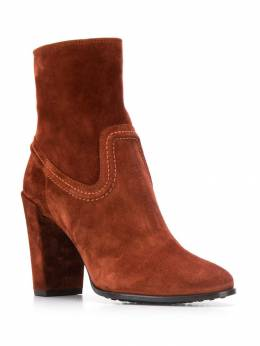 Tod's - classic ankle boots 35B6BV66BYES06695039