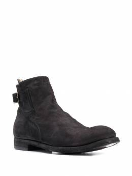 Officine Creative - side buckle boots US668950006950000000