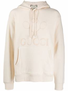 Gucci - Gucci Tennis hooded sweatshirt 560XJBCQ950505860000