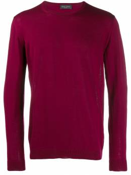 Roberto Collina - knitted roundneck sweater 96699506665500000000