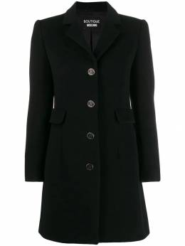 Boutique Moschino - single breasted coat 99699595038996000000