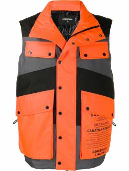 Dsquared2 - Canadian Heritage gilet FB6095S5936595085393