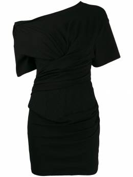 Alexander Wang - one-shoulder T-shirt dress 09969869505056500000