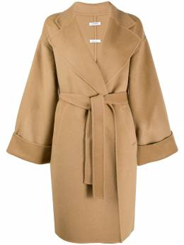 P.A.R.O.S.H. - knit trench coat D5363539505693500000