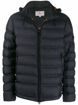 Peuterey - hooded padded jacket 30536998956395038359